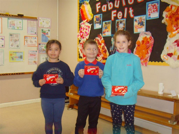 Fairtrade poster competition winners
