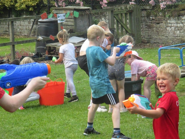 ROTA Kids Water Fight